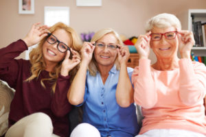Aging Adults Vision Care